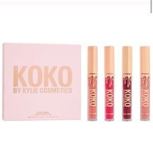Flash Sale⚡️The KoKo Kollection Lip Set